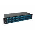 "Optical Coupler / Splitter Module 19"" Rack Mount"