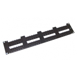 "19 "" Patch Panel 48 Port (Litech)"