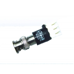 Coaxial Balun BNC Straight Male to IDC 3 Pole