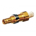 Coaxial Connector 1.0/2.3 Straight Female Crimp