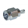 Coaxial Connector SMA RP Straight Male Crimp
