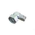 "RF Right Angle Connector 7/16 Male 1/2"" S"