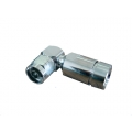 RF Right Angle Connector N Male 1/2""