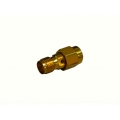 RF Hybrid Adapter SMA Male to SMA Female