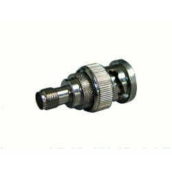 RF Hybrid Adapter SMA Female to BNC Male