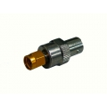 RF Hybrid Adapter SMA Male to BNC Female