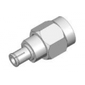 MCX Male To SMA Male Adaptor