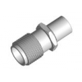 MCX Female To SMA Female Adaptor