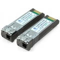 Optical Transceiver SFP+ 10.3125Gb/s 40KM CWDM LC