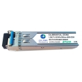 Optical Transceiver SFP 1.25Gb/s 80KM 1490&1550 LC