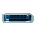 Rack Mount 24 Port Fiber Optic Patch Panel ODF-R24