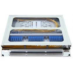 Fiber Optic Rackmount Patch Panel FTB-RF1RU