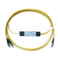 1x2 FBT Optical Splitter
