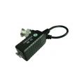 Screwless 1CH Passive Video Balun TT-612L
