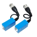 Screwless 1CH Passive Video Balun TT-612H