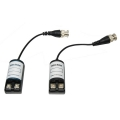 1CH Passive Video Balun with Extension Cable TT-201C