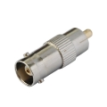 BNC Connector--BNC Female TO PHONO Male TT-BC14