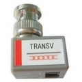 Single Channel Passive Video Balun Transceiver TT215