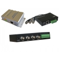 4CH Passive Video Transceiver