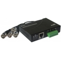 4 Channel passive utp video balun transceiver TT9042