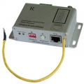 Single channels active UTP video balun receiver TT162R