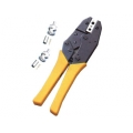Coaxial Crimping Tools Crimping Tool For RG58, 6, 174