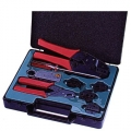 Coaxial Crimping Tools Coaxial Crimping Tools Kit(Box) For RG58 to RG8