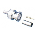 BNC & Connector Accessories BNC For 2.5C-2V – Plug Crimp Type