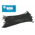 "Cable Tie 4"" (2.5 x 100 mm.) Black Color (C-NET Cable Tie)"