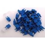ปลั๊กบูท สีฟ้า / 100 อัน