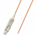 Multimode OM1 62.5/125 Fiber Pigtails Cable SC 1 Meter