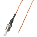 Multimode OM1 62.5/125 Fiber Pigtails Cable ST 1 Meter