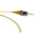 Singlemode OS1 9/125 Fiber Pigtails Cable ST 1 Meter