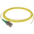 Singlemode OS1 9/125 Fiber Pigtails Cable FC/APC 1 Meter