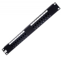 "19 "" Patch Panel 16 Port (Litech)"