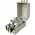 Outdoor Distribution Box for 2 Pair STB Module