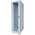 "EXTRA 19"" R- PERFORATION EXPORT SERVER RACK 27U, 60x80 cm."