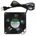 "VENTILATING FAN 1x 4"" WITH PLATE (HEAVY DUTY)"