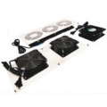 "VENTILATING FAN 3x 4"" WITH PLATE (HEAVY DUTY)"