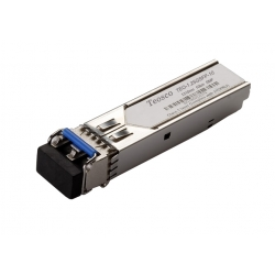10G Transceiver SFP+ SMF 1550 nm, Distance 80 km.