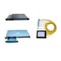 4ch+1 CWDM Mux+ Demux, 1470, 1490, 1590, 1610nm CWDM wavelength+ 1310nm port