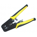 Crimping Tool Yellow for RJ-11 & RJ-45